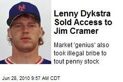 Lenny Dykstra Tried To Break - lenny dykstra news stories about lenny dykstra page 1 newser