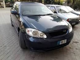 price of toyota corolla 2003 toyota corolla 2003 cars for sale in pakistan verified car ads