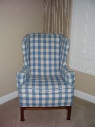High Back Wing Chairs For Living Room by Accessories Wing Back Chair Covers In Lovely Wing Chairs Covers