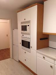 spacious 2 bedroom first floor apartment with garage in