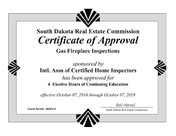 South Dakota travel forums images How to become a home inspector in south dakota internachi jpg