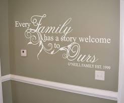 family story personalised wall art decal wall art decal family story personalised wall art decal wall art decal sticker