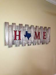texas rustic home decor rustic home sign rustic decor texas sign by customcreationsbf