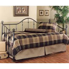 wrought iron daybed furniture of america traditional link spring