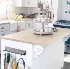 how to decorate a rustic kitchen 50 best farmhouse kitchen decor and design ideas for 2021