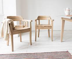 Dining Room Chairs With Casters by Chair Dining Room Chairs With Arms The Arm Chair Features As One