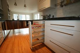 slide out shelves for kitchen cabinets roll out spice shelves p we utilize every space when designing a