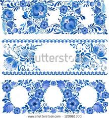 16 best gzhel images on blue and white dishes and
