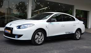 renault fluence renault fluence ze planned for production in china report