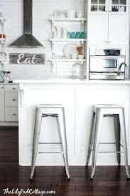white kitchen bar stools u2013 lanacionaltapas com