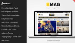 magone v1 2 0 u2013 blogger magazine template free download free