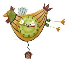 Pendule Murale Originale by Indogate Com Horloge Decoration Cuisine