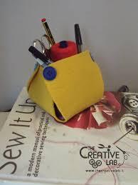 how to make a diy felt pen holder for desk u2013 tutorial u2013 the