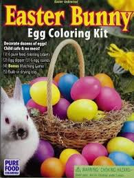 easter egg coloring kits easter bunny egg coloring kit toys