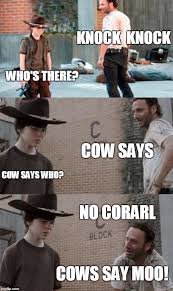 Grimes Meme - walking dead i don t know why i love these my inner nerd