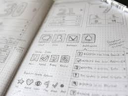 ui u0026 wireframe sketches to keep you inspired wanderlust web