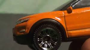matchbox land rover defender 110 2016 1 64 scale matchbox range rover evoque youtube