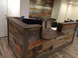Barn Organization Ideas Barn Wood Desk Rustic Office Furniture Custom Made Desks For