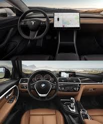 Bmw 3 Interior An In Depth Look At The Tesla Model 3 Interior Alex Shoolman