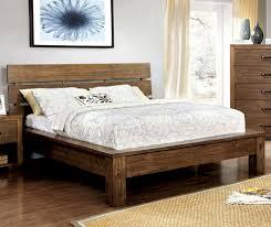 Bedroom Furniture Stores Nyc by Roraima 5 Pc Platform Bedroom Set Pine Wood 2 382 78
