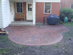 Small Patio Designs With Pavers Best Stupendous Paver Patio Designs Slodive And Small Paver Patio