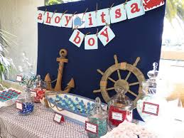 ahoy it u0027s a boy candy table by oc sugar mama nautical candy