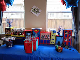 Superman Boys Room by Twin Super Hero Birthday Party From Supermama U2013 Multiples And More