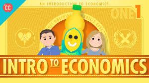 Introduction To A Resume Intro To Economics Crash Course Econ 1 Youtube