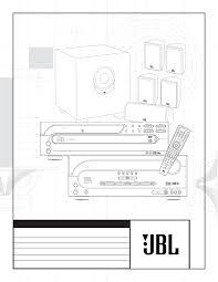 jbl dcr600ii stereo system manual