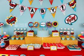 batman baby shower decorations baby shower decorations 6547