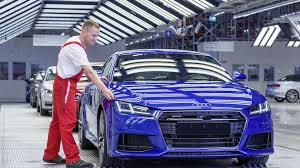 audi factory audi planning u20ac104 million investment at gyor plant in hungary