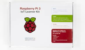 Self Design Home Learners Network by Element14 Launches Raspberry Pi Charged Iot Learner Kit