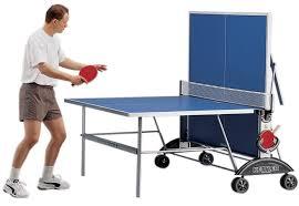 Ping Pong Table Cheap Amazon Com Kettler Top Star Xl Indoor Outdoor Table Tennis Table