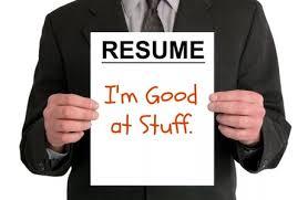 resume writing resume workshop