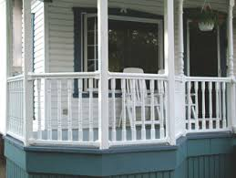 Banister And Spindles Wood Vinyl Iron Composite Balusters And Railings