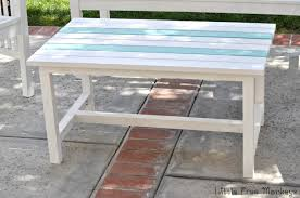 Outdoor Patio Table Plans Free by Easy 15 Diy Outdoor Coffee Table Free Plans Anika U0027s Diy Life