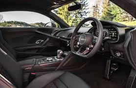 Audi R8 Interior - 2017 audi r8 v10 and v10 plus specification concept sport car design