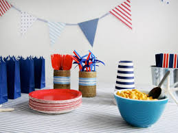 Nautical Party Theme - 4 fun themes for kids u0027 birthday parties hgtv