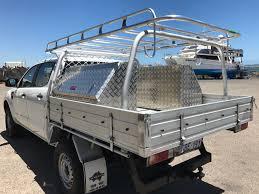 ford ranger ladder racks ute ladder racks perth great racks