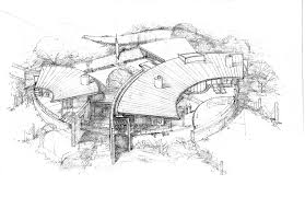 frank lloyd wright inspired house plans under construction design pays homage to flw living