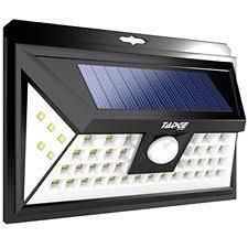 Dusk To Dawn Motion Sensor Outdoor Lighting Plastic Solar Lamp Post Ws Lights Lights With Dusk To Dawn Ebay