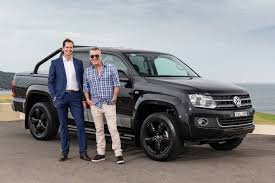 volkswagen amarok custom australia u0027s original u0027working class man u0027 drives a volkswagen