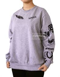 hood tattoo sweatshirt sweater crew neck shirt add hood 96
