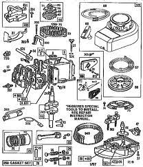 briggs and stratton lawn mower engine parts diagram ag class