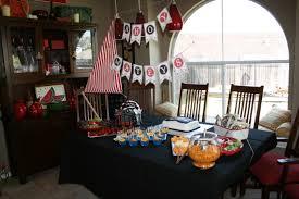 pirate home decor interior design fresh pirate themed table decorations