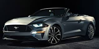 2018 ford mustang refresh revealed