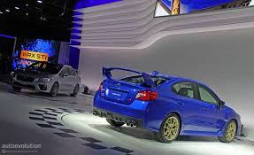 subaru camo 2015 subaru wrx and sti u2013 us pricing announced autoevolution