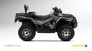 2012 can am outlander max 800r limited review