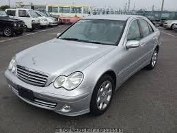 used c class mercedes for sale used 2004 mercedes c class c200 kompressor gh 203042 for sale