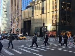 the trump tower tangle manhattan new york ny local news